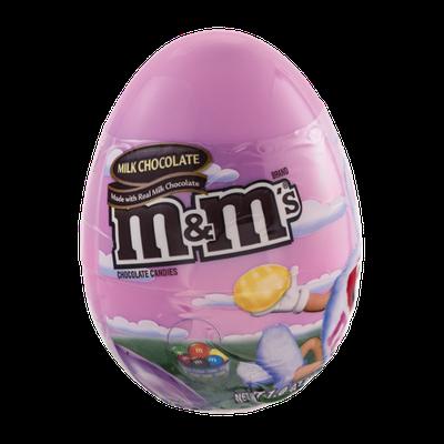 M&M Egg Milk Chocolate