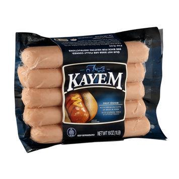 Kayem Hot Dogs