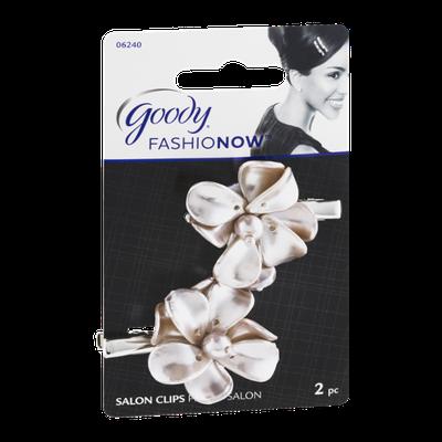 Goody Fashionow Salon Clips - 2 CT
