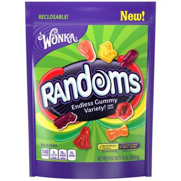 Wonka 12 ea WONKA Fruit Chewy Candy