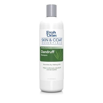 Fresh 'n Clean Skin & Coat Essentials Dandruff Shampoo: 12 oz