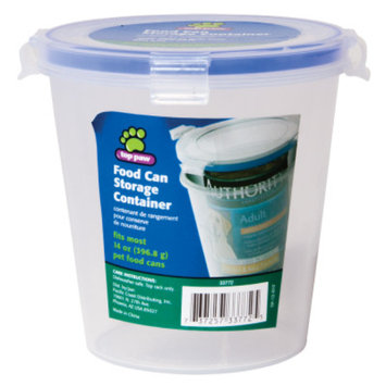 Top Paw Dog Food Can Storage Container