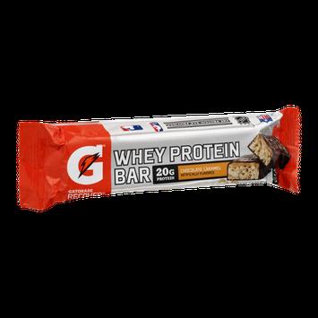 Gatorade Recover Whey Protein Bar Chocolate Caramel