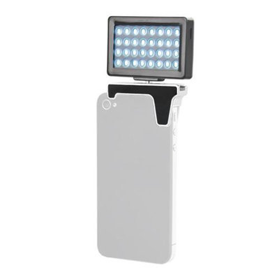 Bower iSPOTLITE Smartphone LED Video Light for iPhone 4 / 4s / 5 / 5s