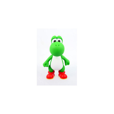Global Holdings Inc Super Mario 9 Vinyl Yoshi Figure