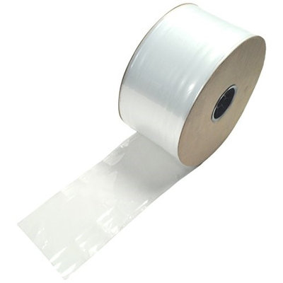 Value Brand 2EWL3 Poly Tubing, 3 In. W, 2150 ft. L
