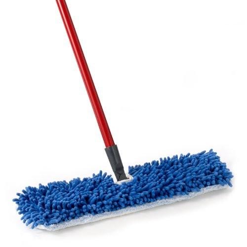 O Cedar O-Cedar Dual Action Microfiber Flip Mop Damp/Dry All Surface Mop