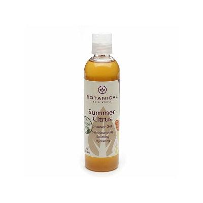 Botanical Skin Works Summer Citrus Shower Gel