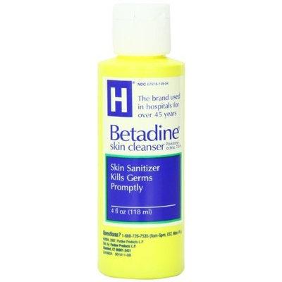 Purdue Frederick Co Betadine skin cleanser