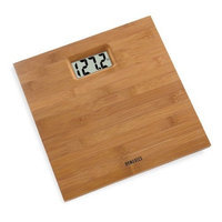 Homedics Bamboo Digital Scale, Brown
