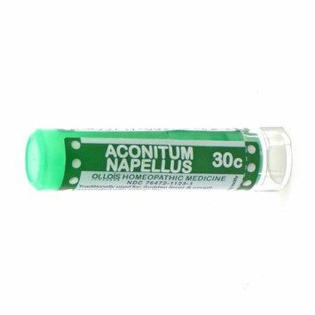Ollois Homeopathic Medicine - Aconitum Napellus 30 C - 80 Pellets