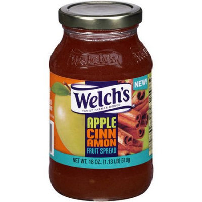 Welch's® Apple Cinnamon Spread