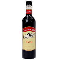 DaVinci Gourmet Chocolate Mint Classic Coffee Flavoring Syrup