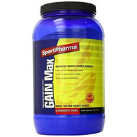 Sportpharma Gain Max Strawberry, 3.8lb, 4.2 Bottle