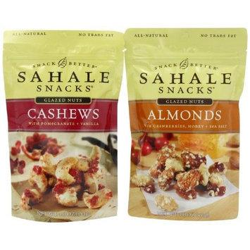 Sahale Snacks® Glazed Nut Variety Pack Flavors Ounce Pouch