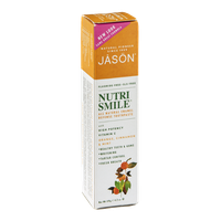 Nutrismile All Natural Enamel Defense Toothpaste Orange, Cinnamon & Mint