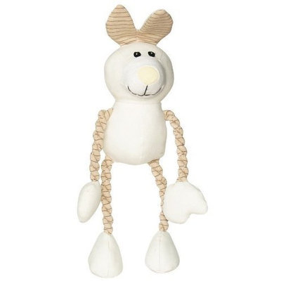 Hagen Dogit Eco Terra Natural Canvas/Cotton Toy, Rabbit