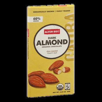 Alter Eco Organic Chocolate Dark Almond