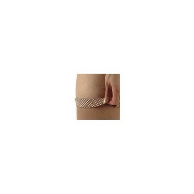 Sigvaris 230 Cotton Series 30-40 mmHg Open Toe Thigh High Sock Size: Small Long