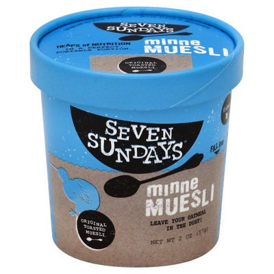 Seven Sundays - Minne Muesli Original Toasted - 2 oz.