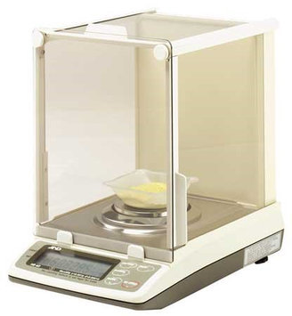 A & D WEIGHING HR-200 Analytical Balance, SS Platform,210g Cap.