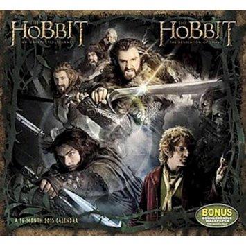 The Hobbit 2015 Calendar