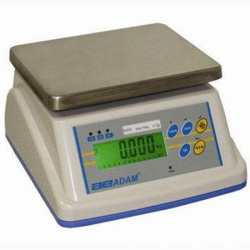 Adam Equipment WBW Washdown Bench Scale, 2kg Capacity, 0.2g Readability