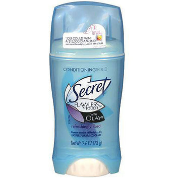Secret Smooth Effects Conditioning Solid Antiperspirant/Deodorant