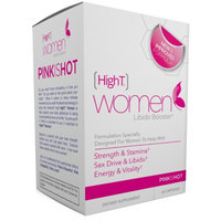 HighT All Natural Libido Booster, Women, Capsules
