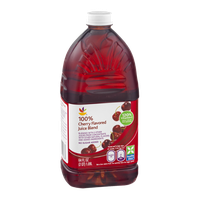 Ahold 100% Cherry Flavored Juice Blend No Sugar Added