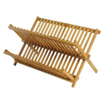 Threshold Bamboo Dish Drying Rack