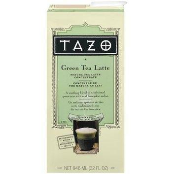 Tazo Green Tea Latte Matcha Tea Latte Concentrate