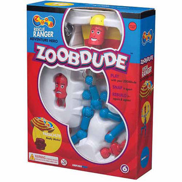 Infinitoy Alex Brands ZOOB 0Z12003 ZOOBDude Rescue Ranger