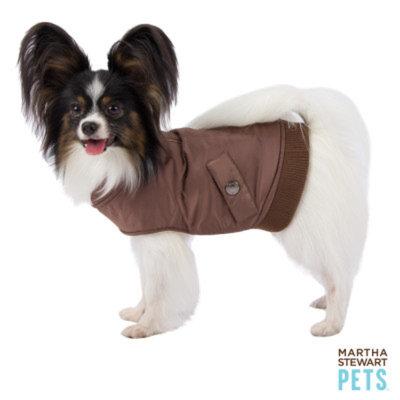 Martha Stewart PetsA Bomber Jacket