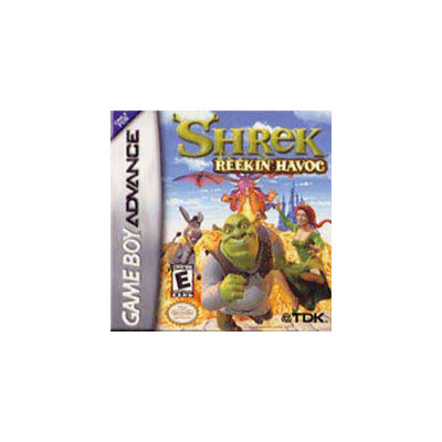 TOSE Shrek: Reekin' Havoc