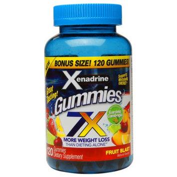 Xenadrine 7x Weight Loss Gummies Fruit Blast