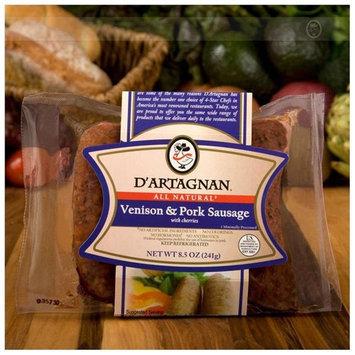 D'Artagnan Venisan and Sun Dried Cherry Sausage - 12oz