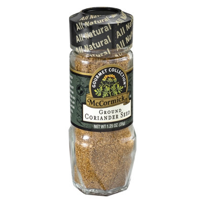 McCormick Gourmet Collection Ground Coriander Seed