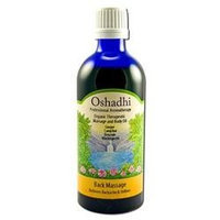 Oshadhi - Massage Oil, Back Massage Organic, 100 ml