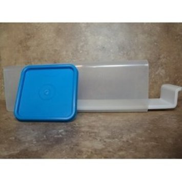 Tupperware 1 Lb. Cheese Keeper with Tray