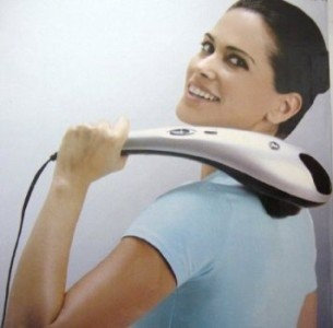 U.s. Jaclean Handheld Percussion Massager Tapping Pro with Infrared Light
