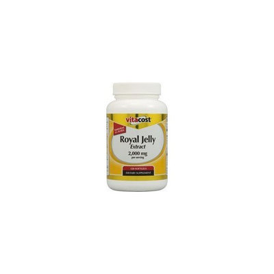 Nutraceutical Sciences Institute  NSI Vitacost Royal Jelly Extract -- 2,000 mg per serving- 120 Softgels