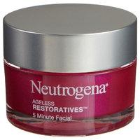 Neutrogena Ageless Restoratives 5-Minute Facial