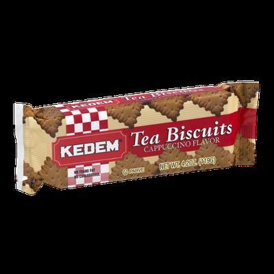 Kedem Tea Biscuits Cappuccino