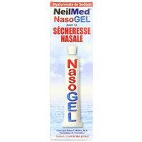 NeilMed NasoGel Soothing Saline Gel, 1-Ounce Tubes (Pack of 4)