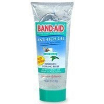 Band-Aid Anti-Itch Gel External Analgesic 3 Oz