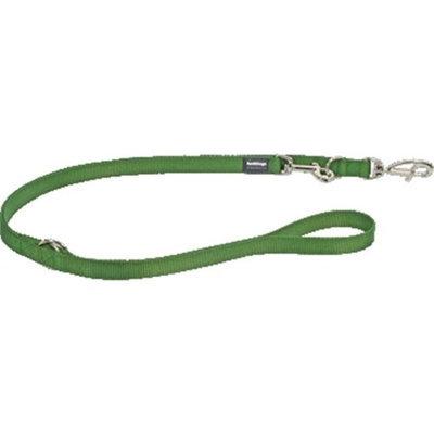 Red Dingo MP-ZZ-GR-LG Multi-Purpose Dog Lead Classic Green Large
