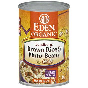Eden Brown Rice & Pinto Beans