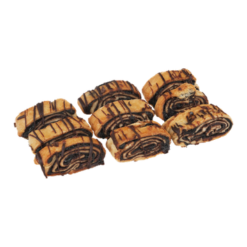 Lilly's Bake Shoppe Creme Chocolate Rugelach