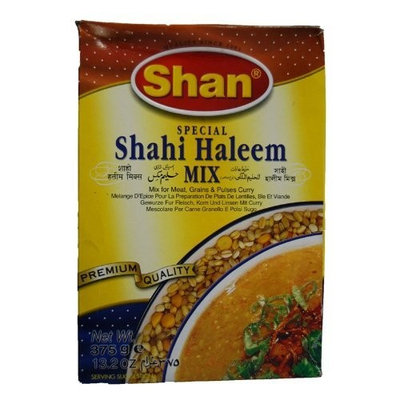 Shan Special Shahi Haleem Mix with Pulses 13.2 Oz